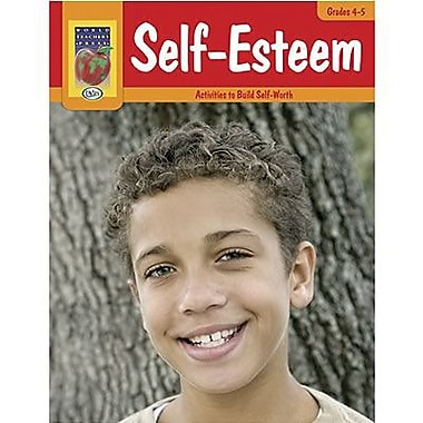 Didax Self-Esteem Book, Grade 4 - 5 (DD-25272)