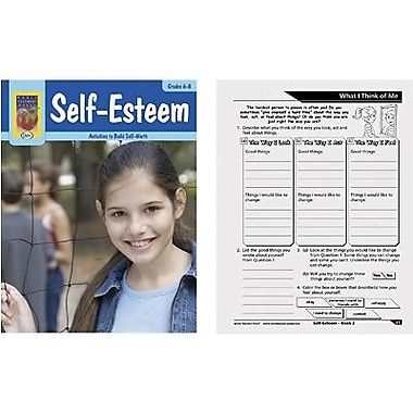Didax Self-Esteem Book, Grade 6 - 8 (DD-25273)