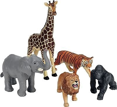 Learning Resources Jumbo Jungle Animals 846728