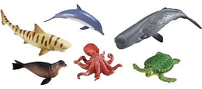 Learning Resources Jumbo Ocean Animals 846710