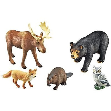 Learning Resources® Jumbo Forest Animals