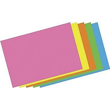 Top Notch Teacher Products® Brite Assorted Blank Index Card, 2