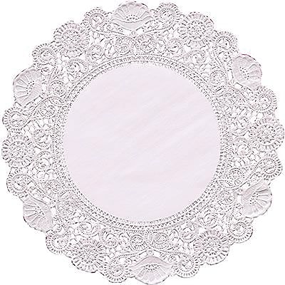 Hygloss® Round Paper Lace Doilies, 4