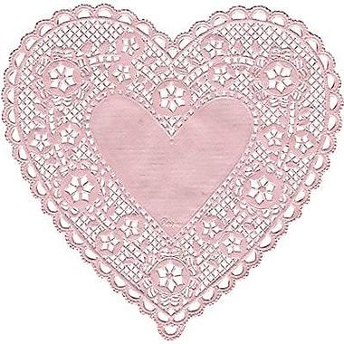 Hygloss® Heart Paper Lace Doilies, 4