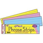 Trend Enterprises® Multi Color Wipe-Off Sentence Strips