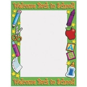 "Teacher's Friend® 11"" x 8 1/2"" Printer Paper, Back To School"