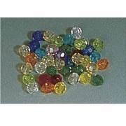 "Hygloss Faceted Bucket O"" Bead, 450/pack (HYG6821)"