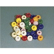 "Hygloss Barrel Pony Bucket O"" Bead, 400/pack (HYG6822)"