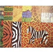 "Roylco® 11"" x 8 1/2"" Amazing Animal Craft Paper"