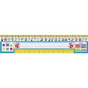 Trend® Desk Toppers® pre-kindergarten - 2nd Grades Name Plate, Modern