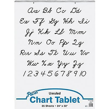 Pacon Chart Tablets 32
