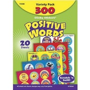 Trend Enterprises Stinky Stickers, Positive Words, 600/Pack (T-6480)