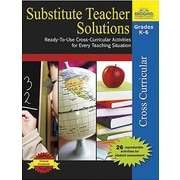 Milliken Publishing Company Substitute Teacher Solutions Book