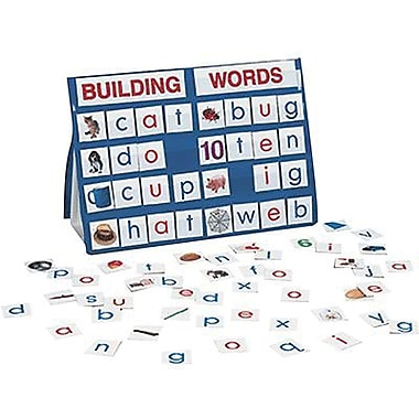 Patch Products Smethport Building Words Tabletop Pocket Chart (SME777)