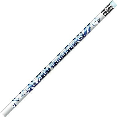 Moon Products 6 Graders Are #1 Pencil, 144/Pack (JRM7866G)