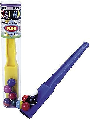 Dowling Magnets Activities, Magnet Wand & Marbles
