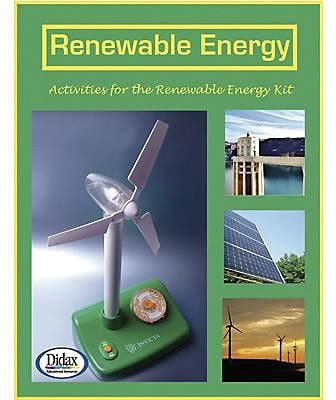 Didax Renewable Energy Activity Book
