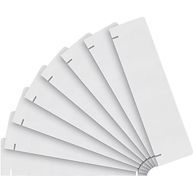 Flipside Science Fair Project Board Header, 8/Carton, 24/Pack (FLP3014208)
