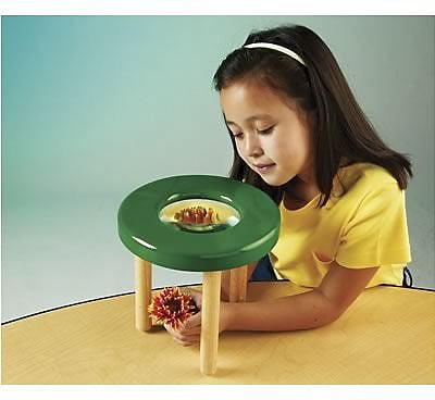 Learning Resources® Tabletop Tripod Magnifier