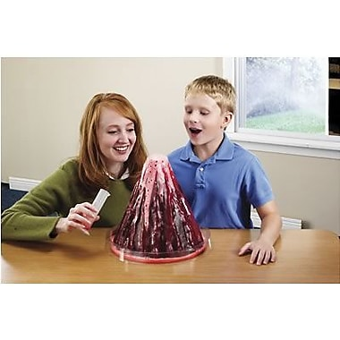 Learning Resources® Erupting Cross-Section Volcano Model
