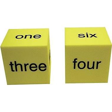 Koplow Games Spot Word Number Dice, 2/Set