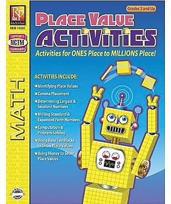 Place Value, Remedia Activity Book