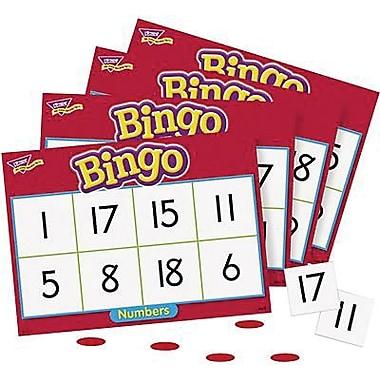 Trend Enterprises Bingo Game, Numbers (T-6068)