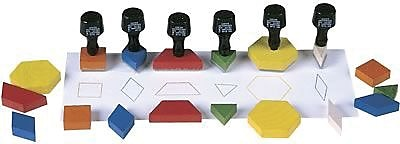 Center Enterprises® Pattern Block Stamp