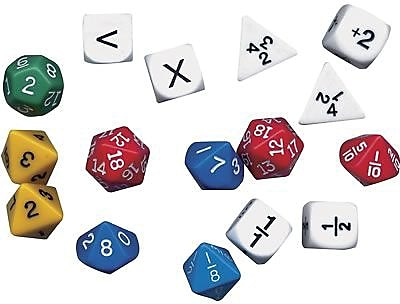 Koplow Games Classroom Dice Set