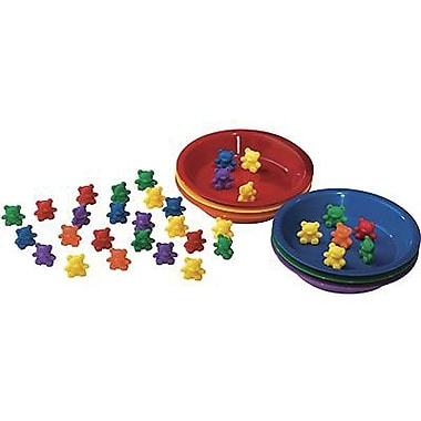 Learning Resources® Baby Bear Sorting Set, Counting and Sorting