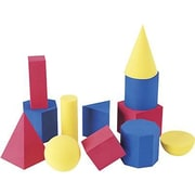 Learning Resources® Soft Foam Geometric Shapes, Grades Kindergarten - 7th