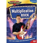 Rock 'N Learn – DVD, Rock de multiplication (RL-922)