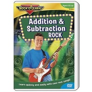 Rock 'N Learn® DVD Video, Addition and Subtraction Rock (RL-924)