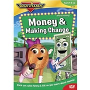 Rock 'N Learn® DVD Video, Money and Making Change (RL-928)