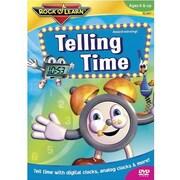 Rock 'N Learn® DVD Video, Telling Time