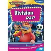 Rock 'N Learn® DVD Video, Division Rap (RL-980)