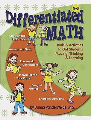 Resources & Activities, Essential Learning Differentiated Math