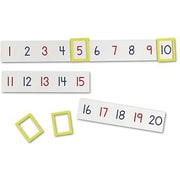 Learning Resources Magnetic Number Line, Kindergarten - 1 (LER5194)