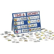 Smethport Specialty Tabletop Pocket Chart, Time and Money