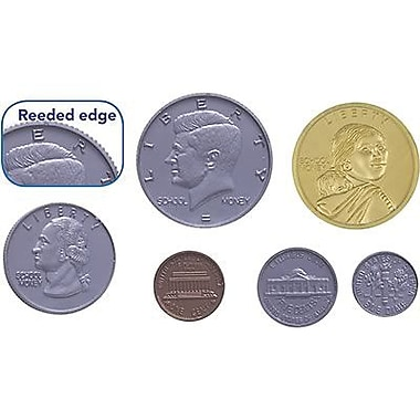Learning Resources® Treasury Coin Assortment Set, Grades K+