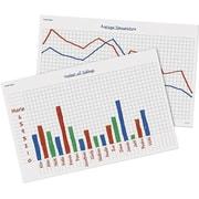 Learning Resources® Write-On / Wipe-Off Math Graphs Desk Mats, Grades Kindergarten - 3rd