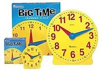 Learning Resources® Classroom Clock Kit, Grades Pre-kindergarten - 4th
