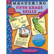 Teacher Created Resources® Mastering Fifth Grades Skills Book, Grades 5th