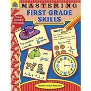 Teacher Created Resources® Mastering First Grades Skills Book, Grades 1st