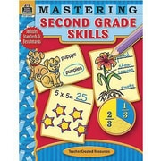 Teacher Created Resources® Mastering Second Grades Skills Book, Grades 2nd