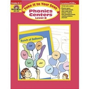 Evan-Moor® Take It To Your Seat Phonics Centers, GR: K-1