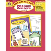 Evan-Moor® Take It To Your Seat Phonics Centers, GR: 1-2