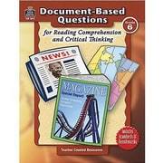 Teacher Created Resources® Document-Based Questions Book, Grades 6th