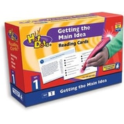 Educational Insights® Hot Dots® for Literacy, Reading, Set 1: Getting the Main Idea