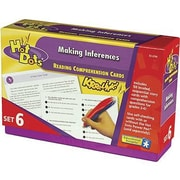 Educational Insights® Hot Dots® Reading Comprehension Card Kit, Making Inferences